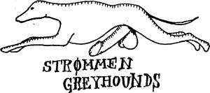 Logo Strømmen Greyhounds