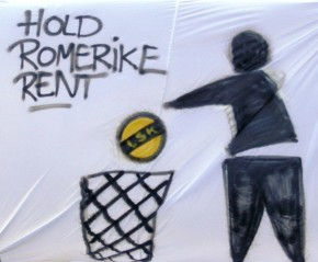 Banner - Hold Romerike rent