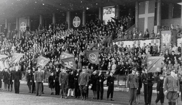 Fotball i et Norge okkupert av nazistene