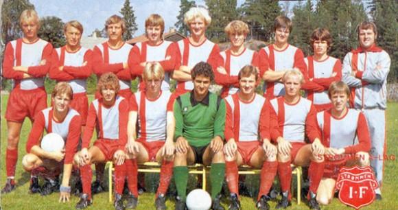 Fyrstikkeskelaget - lagbilde 1980