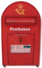 Postkasse, illustrasjon