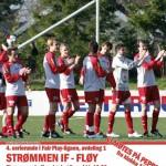 Plakat SIF mot Fløy