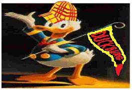 Favorittklubben til Donald er som kjent Andebykameratene