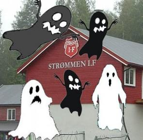 Uønskede elementer på Strømmen Stadion