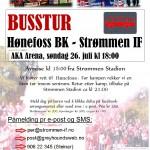 buss Hønefoss 2015