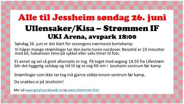 Jessheim flyer